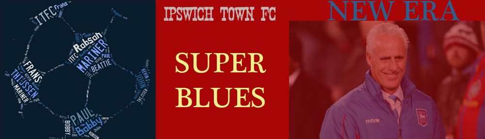 ITFC super blues football