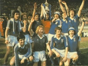 ITFC FA Cup winners 1978